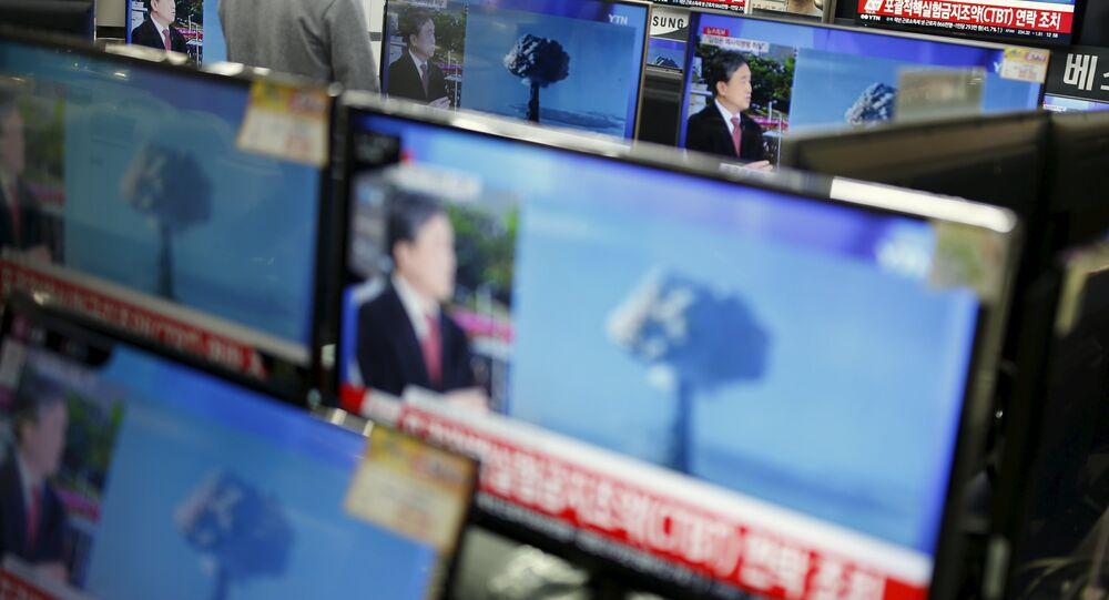 Korea Północna przeprowadziła testy bomby wodorowej