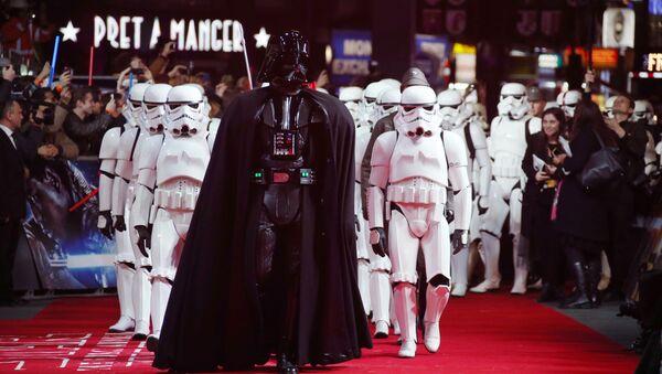 Premiera Star Wars w Londynie - Sputnik Polska