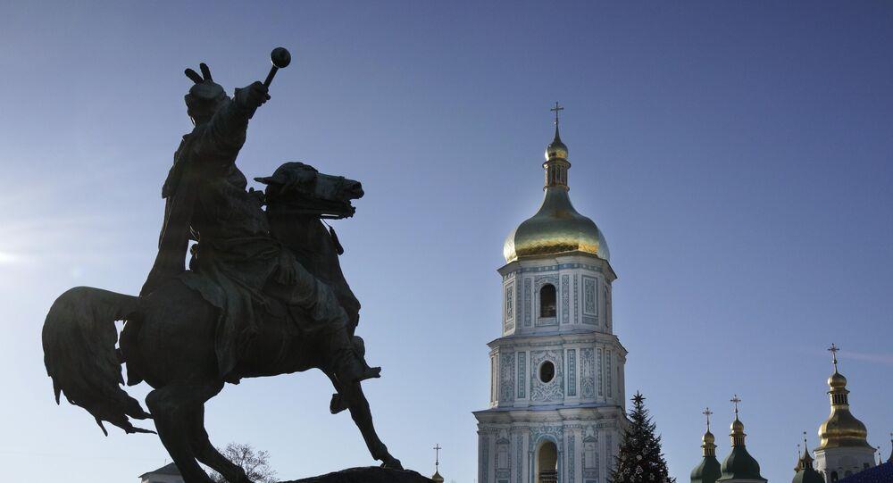 Pomnik Chmielnickiego