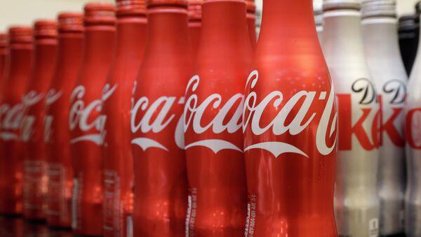 Coca-cola - Sputnik Polska