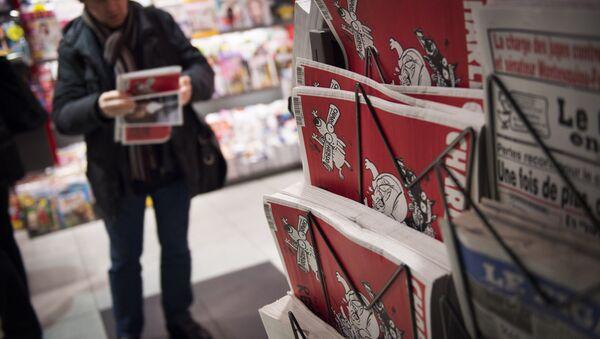 "Francuski tygodnik satyryczny ""Charlie Hebdo - Sputnik Polska"