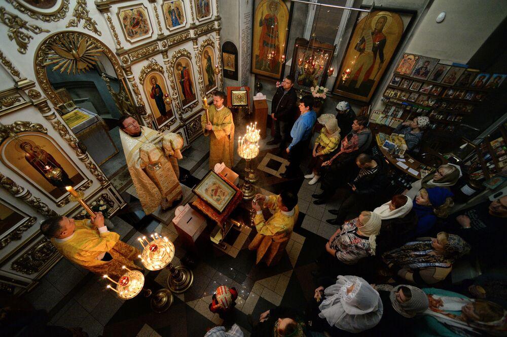 Jak Rosja świętuje Boże Narodzenie