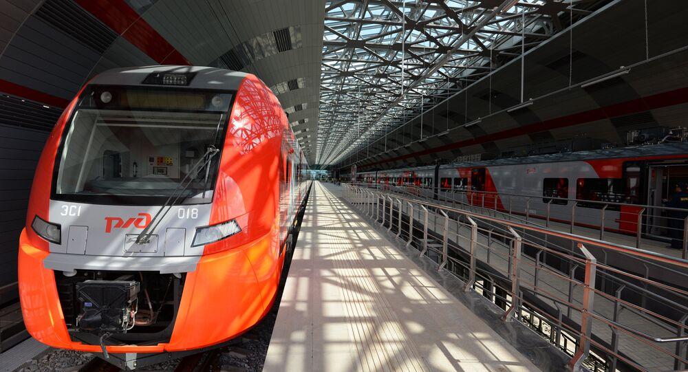 Superszybka magistrala Moskwa-Kazań: Rosyjskie Koleje otrzymały propozycję od chińskich inwestorów