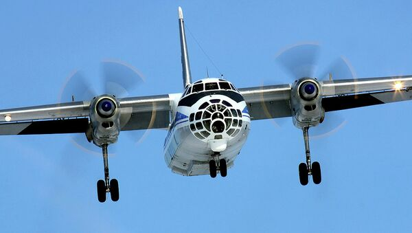 Antonov An-30 - Sputnik Polska