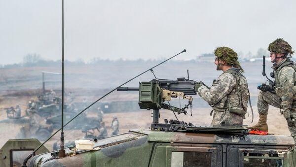 Ćwiczenia NATO w Polsce - Sputnik Polska