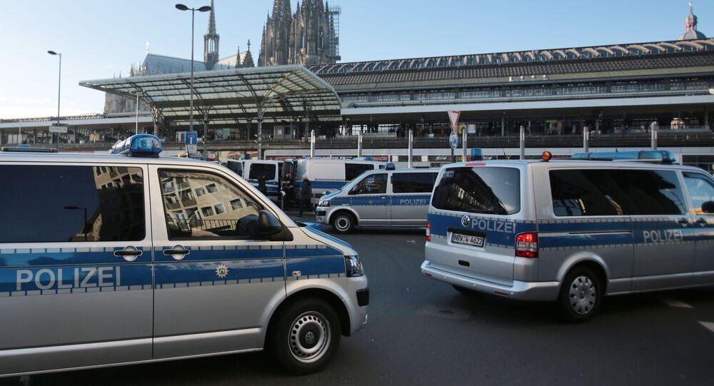 Policja w Kolonii