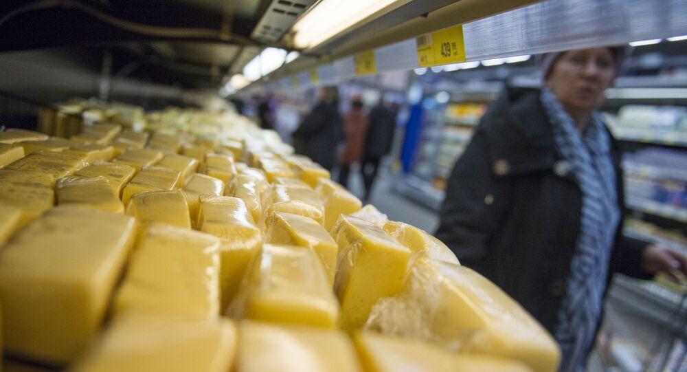 Ukraina wprowadza embargo na rosyjskie produkty