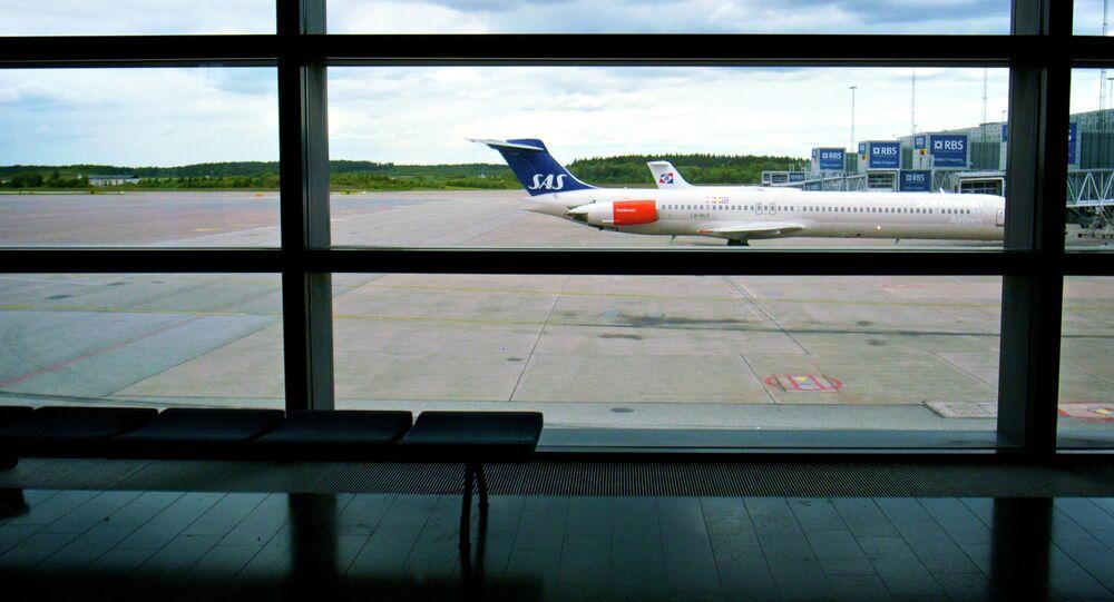 Lotnisko w Sztokholmie