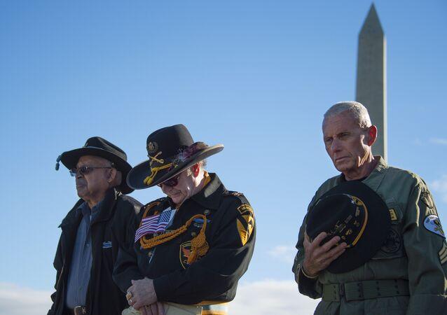 Pomnik II Wojny Światowej w Waszyngtonie