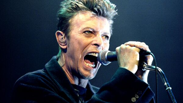 David Bowie - Sputnik Polska