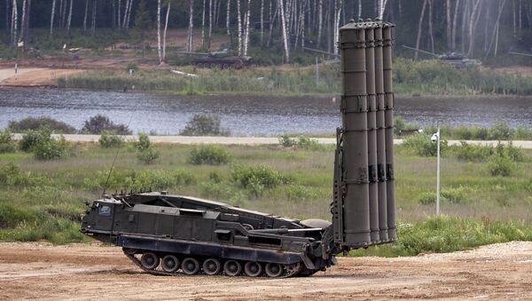 Rosyjski rakietowy zestaw przeciwlotniczy S-300 - Sputnik Polska
