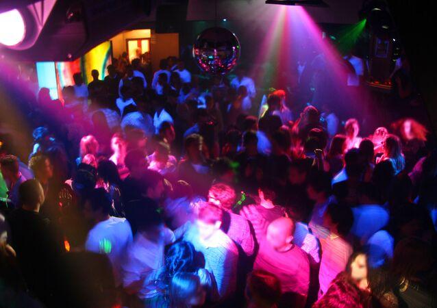 Wieczór w klubie nocnym