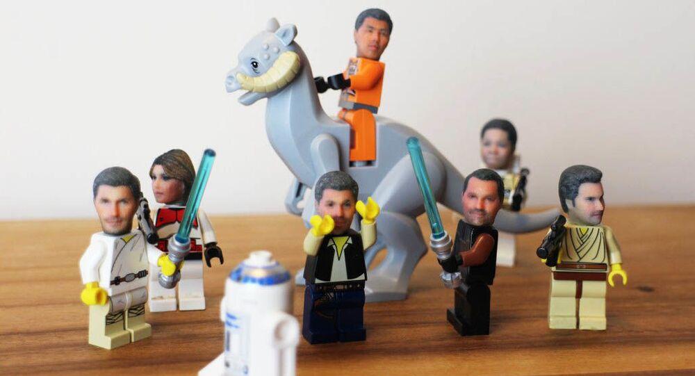 Zabawki Lego ze sklepu internetowego Funky 3D Faces