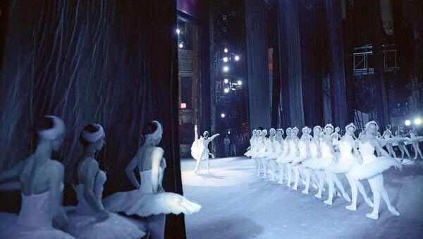 Balet Jezioro Łabędzie w Teatrze Bolszoj - Sputnik Polska