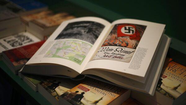 """""""Hitler. Mein Kampf. Wydanie krytyczne - Sputnik Polska"""