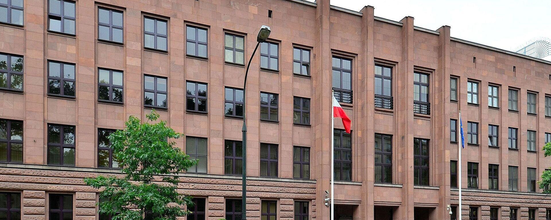 MSZ Polski w Warszawie - Sputnik Polska, 1920, 26.05.2021