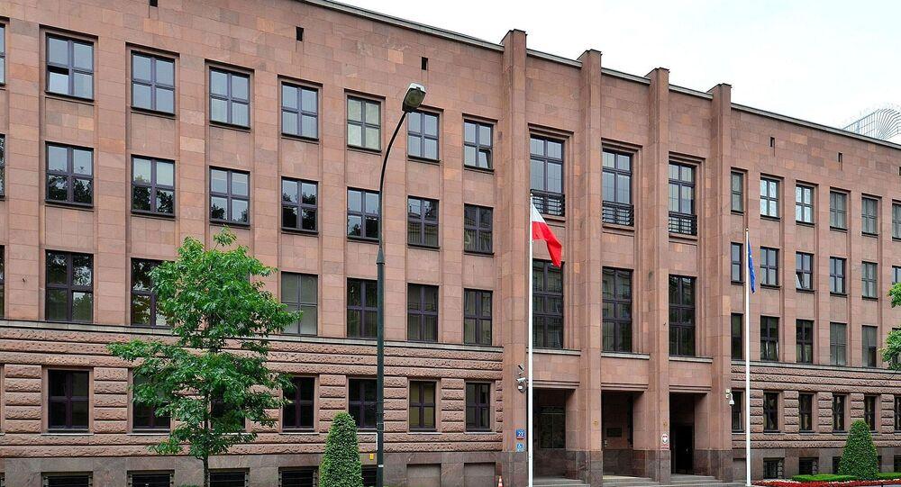 MSZ Polski w Warszawie
