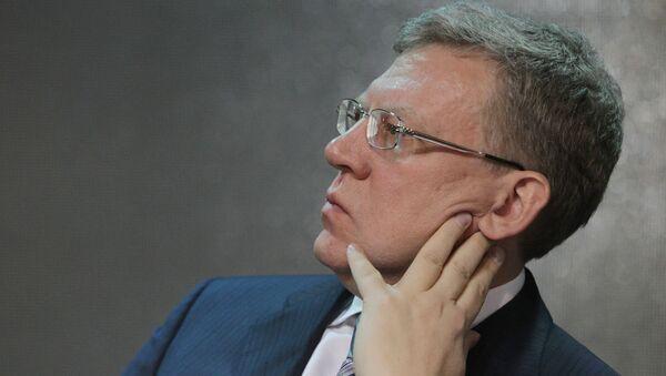 Były minister finansów Rosji Aleksiej Kudrin - Sputnik Polska