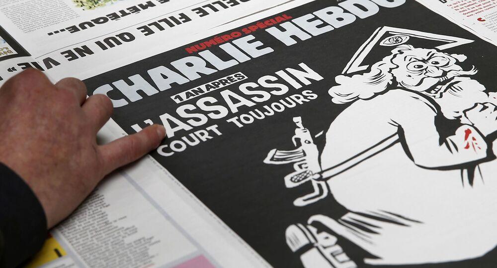 Specjalne wydanie Charlie Hebdo