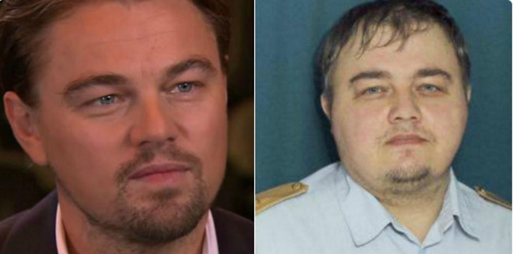 Zachodnie media znalazły w Rosji sobowtóra DiCaprio