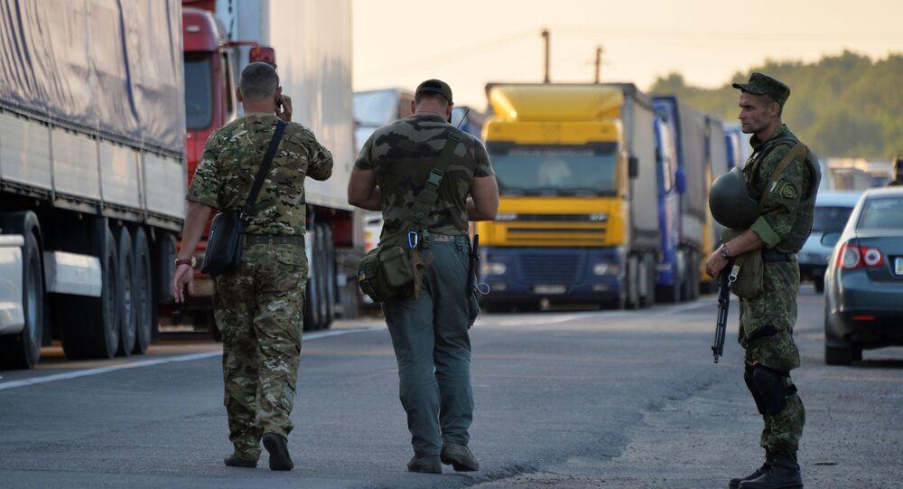 Ukraińska służba patrolowa
