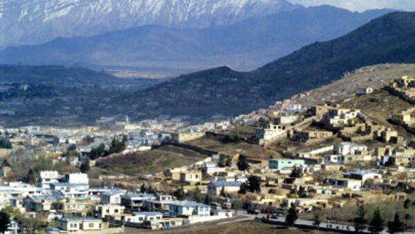 Widok na miasto Kabul - Sputnik Polska