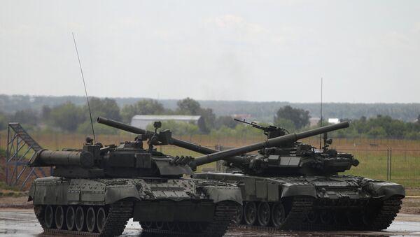 Rosyjski czołg T-14 Armata - Sputnik Polska