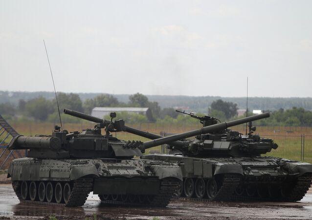 Rosyjski czołg T-14 Armata