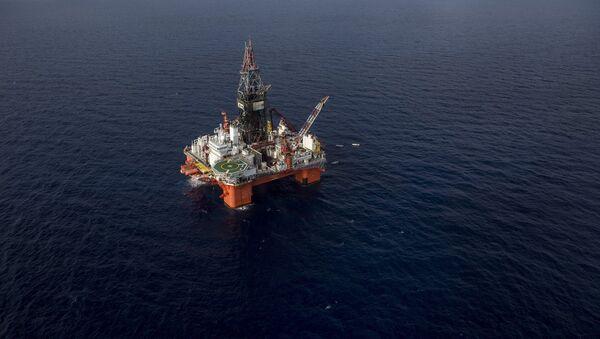 Zatoka Meksykańskiej, Pemex - Sputnik Polska