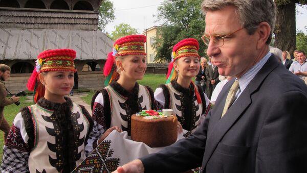 Ambasador USA na Ukrainie Geoffrey Pyatt - Sputnik Polska