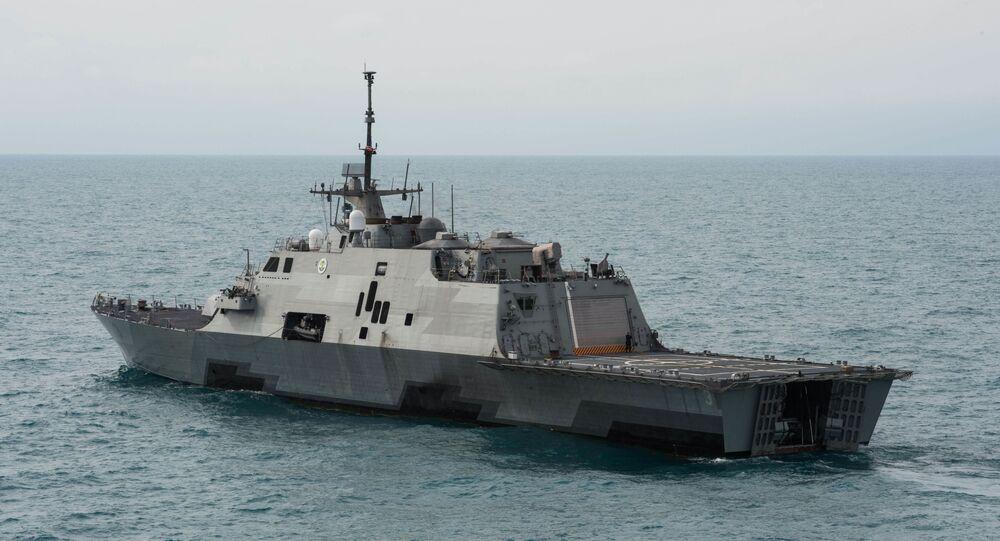 Fregata  Fort Worth LCS-3