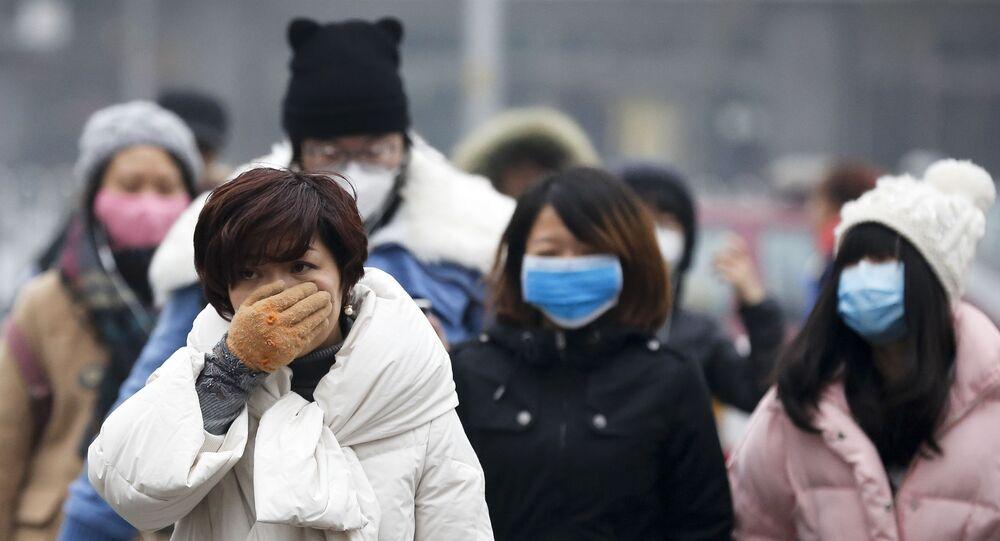 Mieszkańcy Pekinu