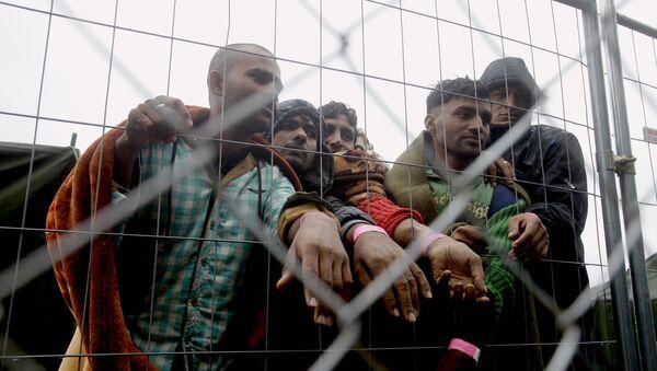 Kryzys migracyjny - Sputnik Polska