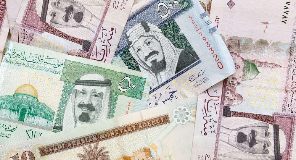 Banknoty riali saudyjskich