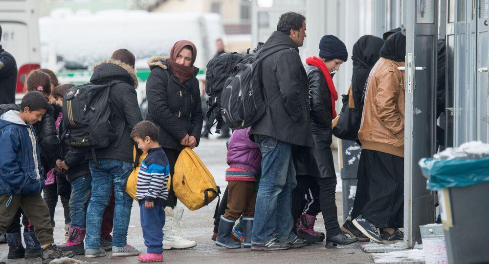 Uchodźcy w Niemczech
