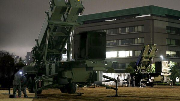"""Zestawy antybalistyczne """"Patriot"""" - Sputnik Polska"""