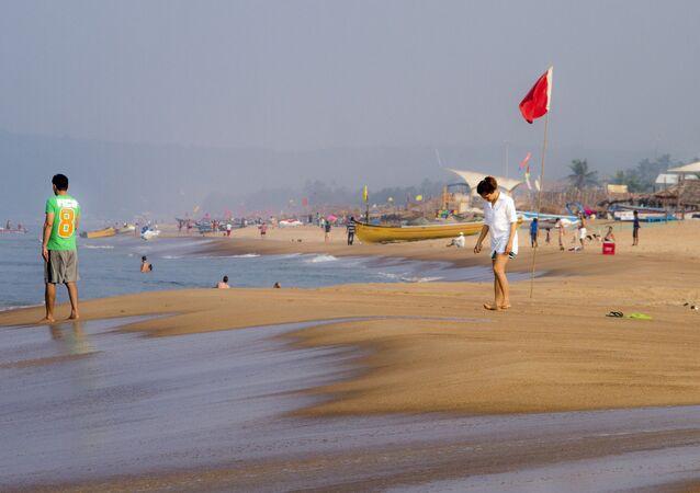 Beach - Goa, India