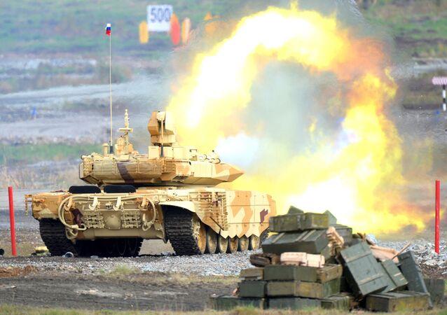 Czołg T-90S