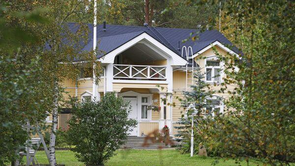 Dom w Kempele fińskiego premiera - Sputnik Polska