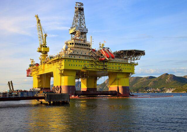 Gassplatformen i Norge