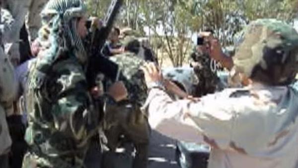 BBC opublikowała nowy film z ostatnich minut życia Muammara Kadafiego - Sputnik Polska