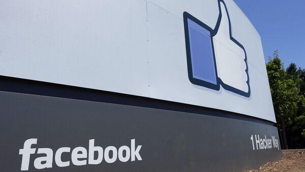 Facebook headquarters in Menlo Park, Calif. - Sputnik Polska