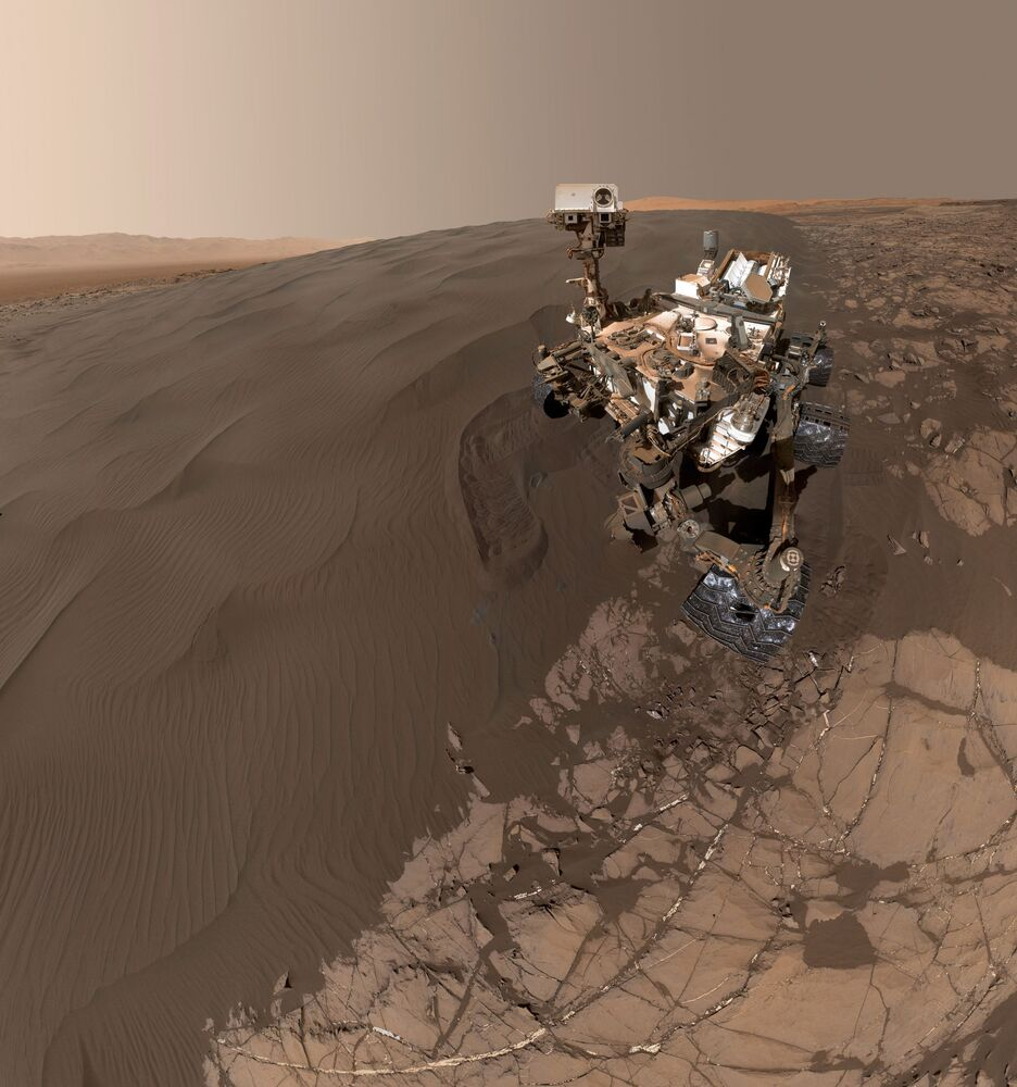 Marsochód Curiosity