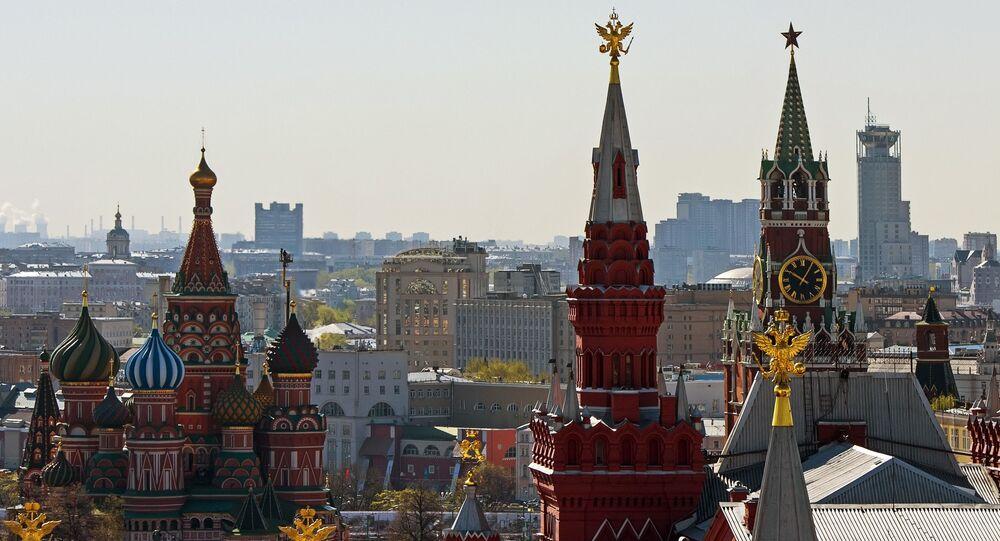 Kreml, Moskwa