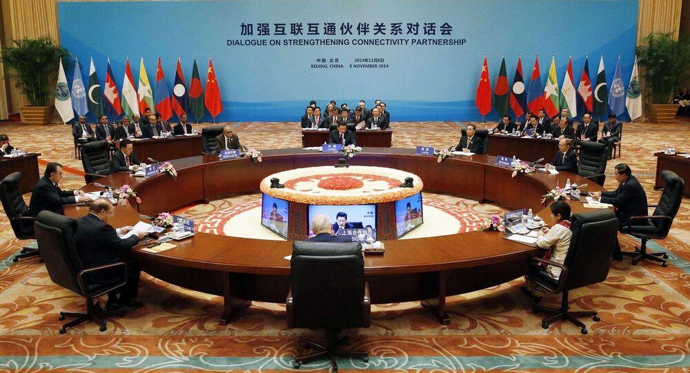 Prezydent Chin Xi Jinping mówi o zainwestowaniu 40 miliardów dolarów w Nowy Jedwabny Szlak