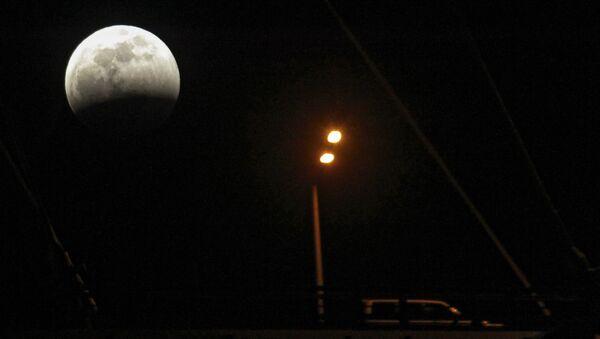 Zaćmienie Księżyca 4 kwietnia 2015 - Sputnik Polska