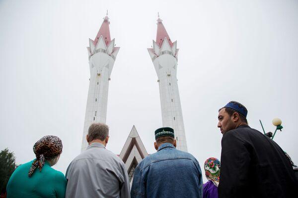 Meczet Lala Tulpan w Ufie - Sputnik Polska