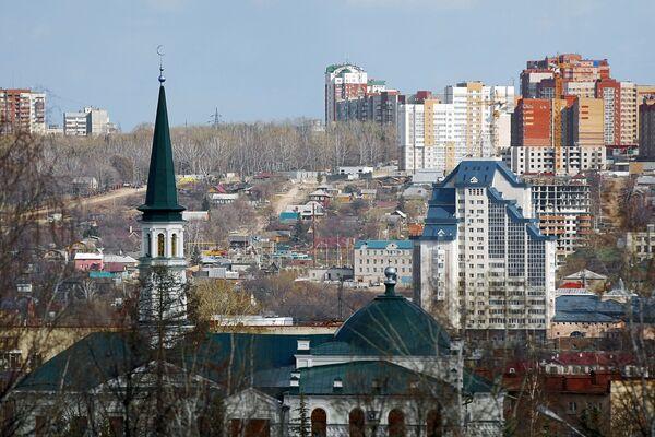 Meczet Katedralny w Ufie - Sputnik Polska