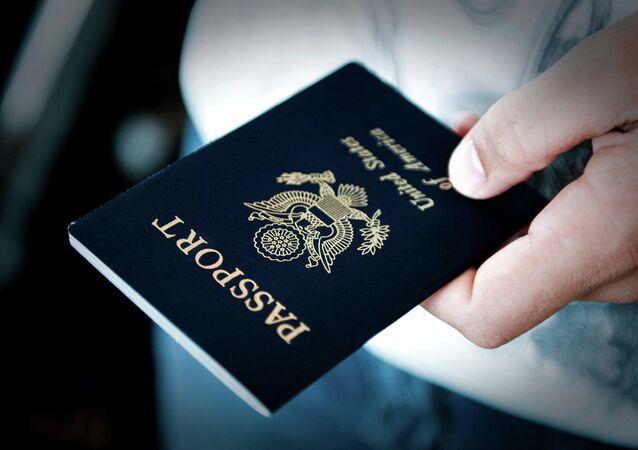 Amerykański paszport