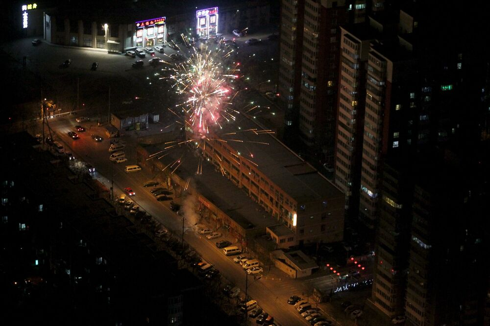 Nowy Rok w Pekinie